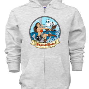B&H Sea Vixen Hoodie